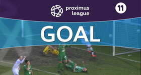 Goal: OH Louvain 2 - 1 Lommel United : 30', Lenaerts, own goal