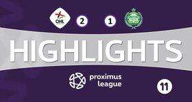 OH Louvain - Lommel United