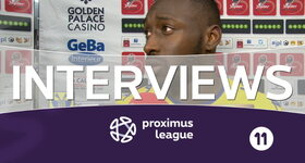 Interview Saint-Trond (Saint-Trond - Genk)