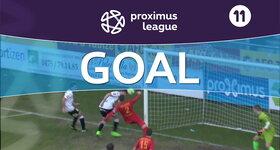 Goal: AFC Tubize 1 - 1 Roulers : 16', Kehli