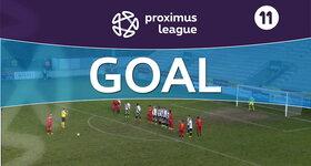 Goal: AFC Tubize 2 - 1 Roulers : 88', Laurent