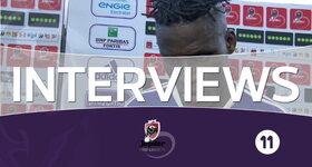 Interviews Anderlecht (Anderlecht - Zulte-Waregem)