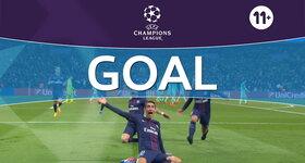 Goal: Paris SG 1 - 0 FC Barcelone : 18', Di Maria