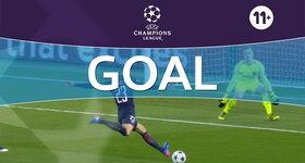Goal: Paris SG 2 - 0 FC Barcelona : 40', Draxler