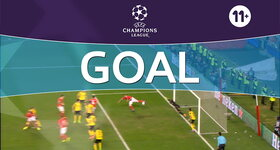 Goal: Benfica 1 - 0 Borussia Dortmund : 48', Mitroglou