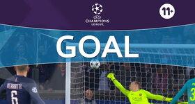 Goal: Paris SG 3 - 0 FC Barcelona : 55', Di Maria