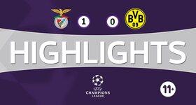 Benfica - Borussia Dortmund