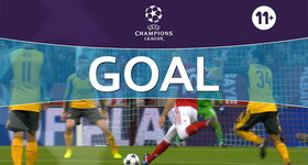 Goal: Bayern Munich 1 - 0 Arsenal : 11', Robben