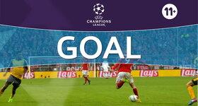 Goal: Bayern Munich 3 - 1 Arsenal : 56', Thiago