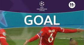 Goal: Bayern Munich 4 - 1 Arsenal : 63', Thiago