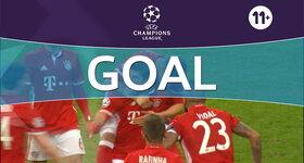 Goal: Bayern München 5 - 1 Arsenal : 88', Muller