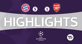 Bayern Munich - Arsenal