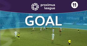Own Goal: Lommel United 0 - 1 Lierse, 25' LENAERTS