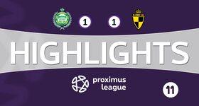 Lommel United 1 - 1 Lierse SK
