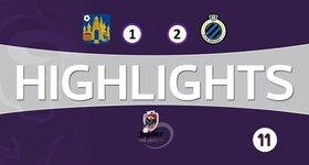 Westerlo 1 - 2 FC Bruges