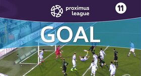 Goal: Cercle Bruges 1 - 0 OH Louvain : 73', Mboyo