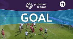 Goal: Roulers 1 - 1 Royal Antwerp : 48', Ibou