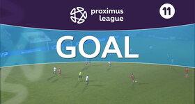 Goal: Roulers 1 - 2 Royal Antwerp : 78', Omolo