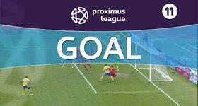 Goal: Union Saint Gilloise 1 - 0 AFC Tubize : 78', Da Silva