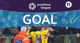 Goal: Union Saint Gilloise 2 - 0 AFC Tubize : 88', Fixelles