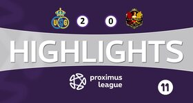 Union Saint Gilloise - AFC Tubeke