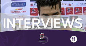Interviews Charleroi (Genk - Charleroi)