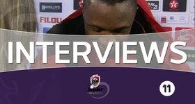 Interviews Ostende (Ostende - Anderlecht)