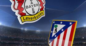 Bayer Leverkusen 2 - 4 Atlético Madrid