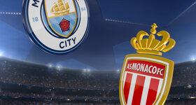 Manchester City 5 - 3 AS Monaco