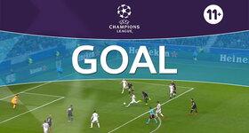 Goal: FC Porto 0 - 1 Juventus Turin : 72', Pjaca