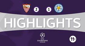FC Sevilla - Leicester