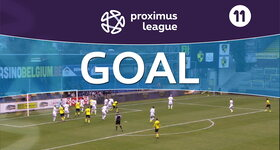 Lierse 1 - 0 Roulers: 14', Coppens, Own Goal
