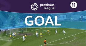 Goal: OH Leuven 1 - 0 Union Saint Gilloise : 18', Horemans