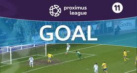 Goal: OH Louvain 2 - 0 Union Saint Gilloise : 43', Casagolda