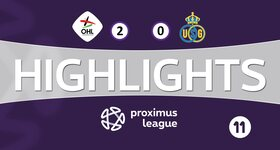 OH Louvain - Union Saint Gilloise