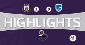 RSC Anderlecht - KRC Genk
