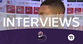 Interviews Genk - FC Bruges (Genk)