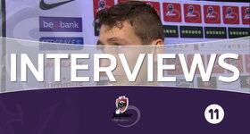 Interviews Genk - FC Bruges (FC Bruges)