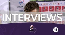 Interviews Malines - Anderlecht (Anderlecht)