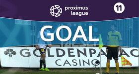 Goal: Royal Antwerp 2 - 1 Roeselare, 64' SCHMISSER
