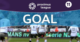 Penalty: Royal Antwerp 3 - 1 Roulers, 73' HERREMANS