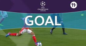 Goal: Arsenal 1 - 0 Bayern Munich : 20', Walcott
