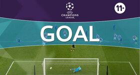 Goal: Arsenal 1 - 1 Bayern Munich : 55', Lewandowski, penalty