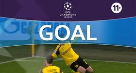 Goal: Borussia Dortmund 2 - 0 Benfica : 59', Pulisic