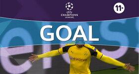 Goal: Borussia Dortmund 3 - 0 Benfica : 61', Aubameyang