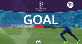 Goal: FC Barcelone 4 - 1 Paris SG : 88', Neymar