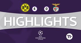Borussia Dortmund - Benfica