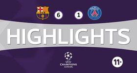 FC Barcelone - Paris SG