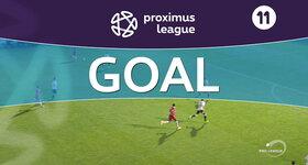 Goal: Roeselare 0 - 1 Royal Antwerp: 29', Dierckx