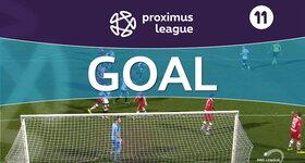 Goal: Roeselare 1 - 1 Royal Antwerp: 35' Schmisser